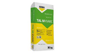 Минеральный упрочнитель для бетонных оснований KEMA TAL M KVARC красный
