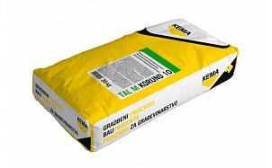 Минеральный упрочнитель для бетонных оснований; топпинг KEMA TAL M KORUND 10 серый