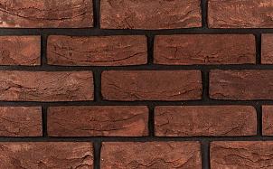 Кирпич лицевой керамический полнотелый ручной формовки Донские зори Каменка