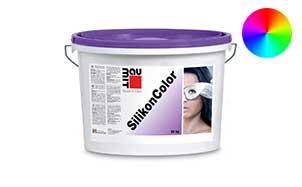 Силиконовая краска Baumit SilikonColor Repro