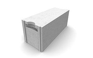 Газобетонный блок паз-гребень H+H st. g/t h/g D400