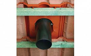 Комплект для подключения вентиляционных стояков BRAAS D125