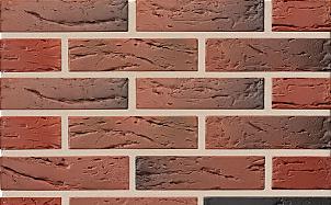 Кирпич лицевой керамический пустотелый КС-Керамик Аренберг кора дерева