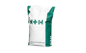 Клей для газобетонных блоков H+H зимний