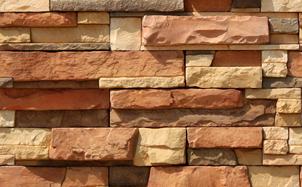 Облицовочный искусственный камень White Hills Уайт Клиффс цвет 150-50