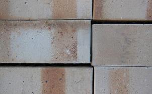 Кирпич клинкерный пустотелый Muhr 36 KS Silbergrau nuanciert Kohle Spezial гладкий