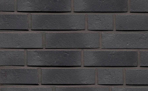 Фасадная плитка ручной формовки Feldhaus Klinker R717 accudo geo ferrum