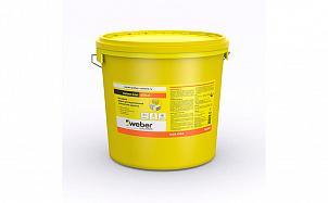 Фасадная силикатная краска weber.ton silikat