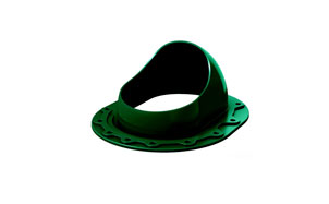 Проходной элемент ТехноНИКОЛЬ Skat зеленый