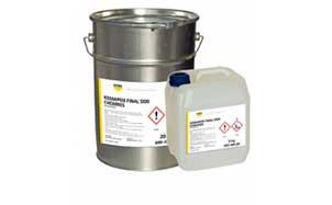 Химический самонивелирующийся эпоксидный состав KEMA KEMAPOX SL 5100 (KEMAPOX FINAL 5100 CHEMRES)