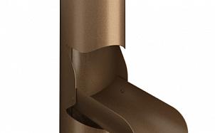 Сливная труба откидная LINDAB FUTK сталь