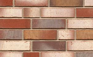 Клинкерная фасадная плитка Feldhaus Klinker R921 vario ardor trecolora