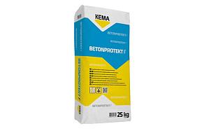 Тонкослойный ремонтный состав для бетонных поверхностей KEMA Betonprotekt F