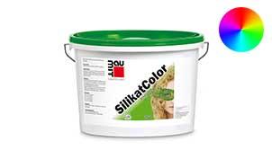 Силикатная краска Baumit Silikat Color ВД-ЖС-103
