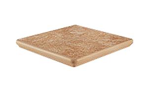 Клинкерная угловая ступень флорентинер Interbau Nature Art Gobi sand