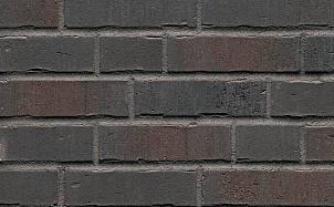 Фасадная плитка ручной формовки Feldhaus Klinker R737 vascu vulcano verdo