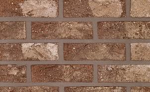 Лицевой кирпич ручной формовки Terca Old Roman (65mm ECPOLD ROMAANS)
