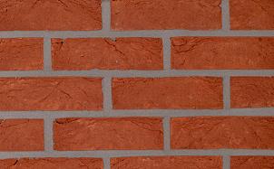 Кирпич облицовочный ручной формовки Terca Haywood Red (WFD ECO PAEPESTEEN)