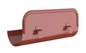 Ограничитель перелива желоба LINDAB OSKR сталь