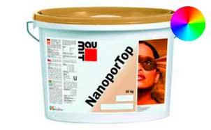 Самоочищающаяся нано-краска Baumit Nanopor Color Repro