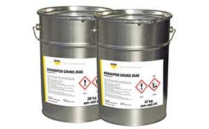 Грунтующий состав KEMA KEMAPOX GRUND 2060 для загрязненных маслом оснований