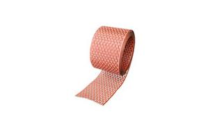 Вентиляционная лента BRAAS Klober коричневая