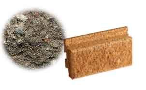 Облицовочный бетонный камень Меликонполар Polarik черный