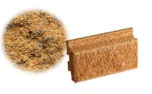 Облицовочный бетонный камень Меликонполар Polarik бежевый