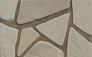 Песчаник серо-бурый
