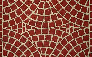 Тротуарная клинкерная мозаика Feldhaus Klinker М402 gala plano
