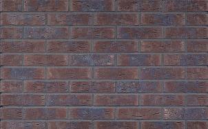 Клинкерная фасадная плитка KING KLINKER Old Castle Chocolate tree (HF26) под старину NF10
