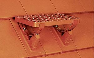 Комплект безопасной подножки BRAAS Франкфуртская темно-коричневый