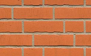Кирпич клинкерный пустотелый Feldhaus Klinker K731 vascu terracotta oxi