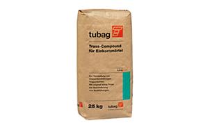 Трассовая смесь для дренажного раствора quick-mix TCE 25 кг