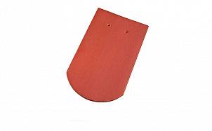 Керамическая черепица рядовая 5/4 Koramic Biber Natural Red