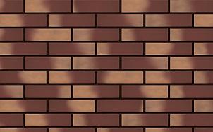 Клинкерная фасадная плитка KING KLINKER Dream House Золотая осень (13) гладкая NF