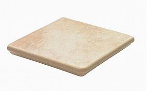 Клинкерная угловая ступень флорентинер Stroeher Euramic Cadra E520 sare