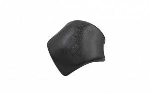 Цементно-песчаная вальмовая черепица с зажимами (3 шт.) BRAAS Ревива черный бриллиант