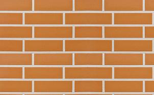 Клинкерная фасадная плитка Stroeher Keravette Chromatic 320 sandgelb гладкая NF11