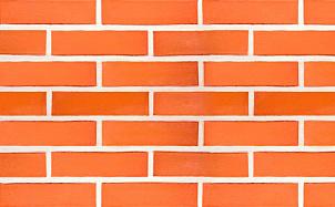 Кирпич облицовочный клинкерный Terca Klinker Brick Red красный гладкий