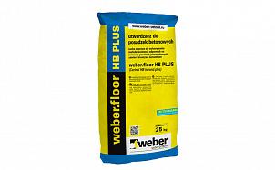 Упрочнитель промышленных бетонных полов weber.floor HB PLUS
