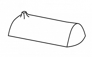 Керамическая начальная коньковая черепица с зажимом для конька BRAAS Кониш К медный ангоб