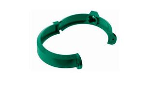 Хомут трубы универсальный Verat зеленый