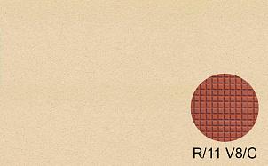 Плитка напольная для промышленных помещений Stroeher Stalotec 120 beige (R11-V8/c)