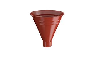 Воронка водосборная LINDAB VATK сталь