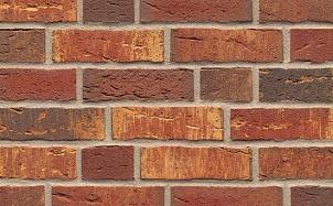 Клинкерная фасадная плитка Feldhaus Klinker R686 sintra ardor calino