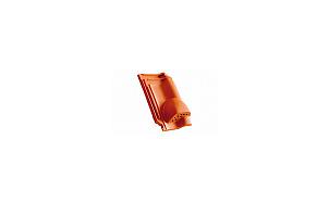 Керамическая черепица вентиляционная CREATON Eleganz натуральный красный