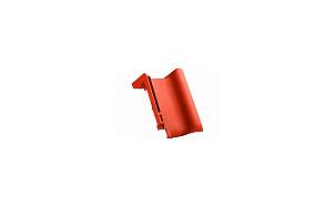 Керамическая черепица пультовая CREATON Eleganz натуральный красный