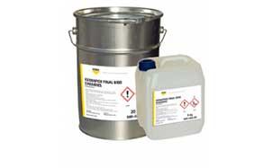 Химический тонкослйный финишный состав KEMA KEMAPOX C 6100 (KEMAPOX FINAL 6100 CHEMRES)