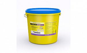 Фасадная акриловая краска weber.ton akrylat